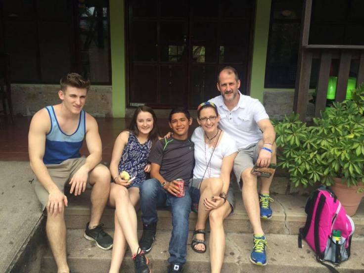 Honduras_Foster_Family