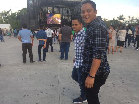 Ivan and Ernesto